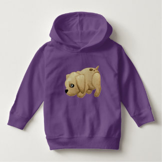 Spotted Puppy Dog Toddler Pullover Sweatshirt