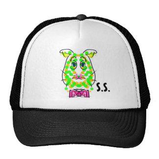 Spotted Rabbit Trucker Hat