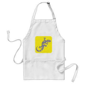 Spotted Salamander Icon Aprons