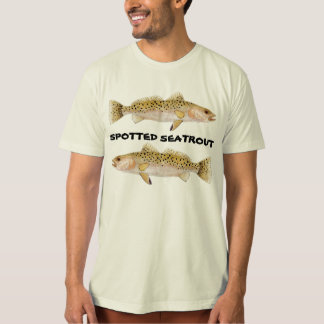 Spotted Seatrout Apparel T-Shirt