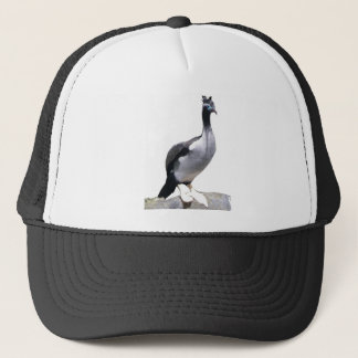 Spotted Shag Trucker Hat