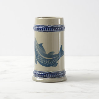 spotted speckled trout fish coffee mugs