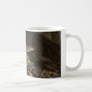 Spotted Tree Monitor Classic White Coffee Mug