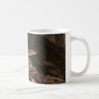 Spotted Tree Monitor Classic White Coffee Mug