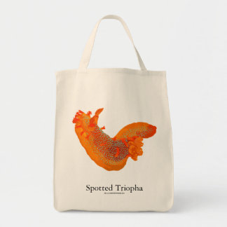 Spotted Triopha Nudibranch Tote Bag