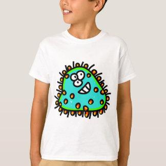 Spotty Cartoon Germ T-Shirt