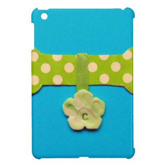 Spotty Dog Bone c.jpg iPad Mini Cover