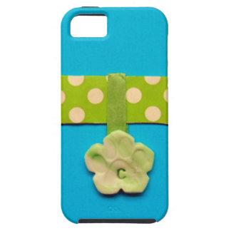 Spotty Dog Bone c.jpg iPhone SE/5/5s Case