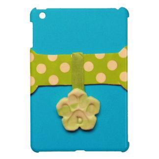 Spotty Dog Bone d.jpg iPad Mini Cases