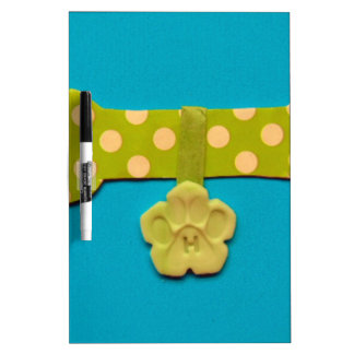 Spotty Dog Bone - h.jpg Dry-Erase Board