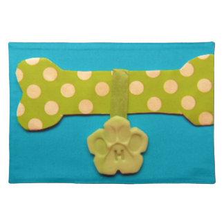 Spotty Dog Bone - h.jpg Placemat