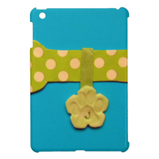 Spotty Dog bone - j.jpg iPad Mini Covers