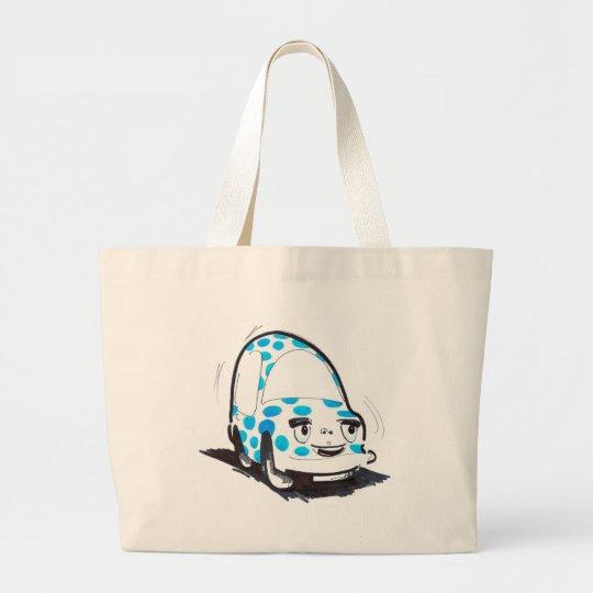 Spotty Dotty Car Bag