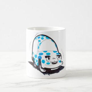Spotty Dotty Car Mug