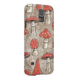 Spotty Fungi Galaxy S5 Cover