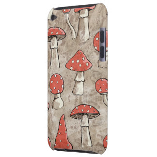 Spotty Fungi iPod Touch Case