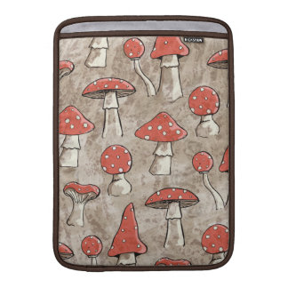 Spotty Fungi MacBook Air Sleeve