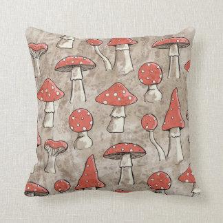 Spotty Fungi Pillow