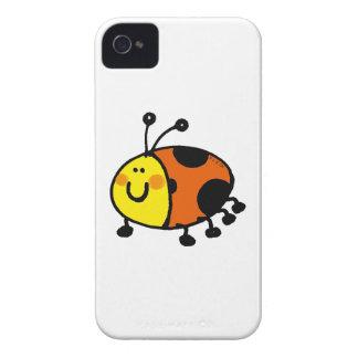 Spotty ladybug iPhone 4 Case-Mate case