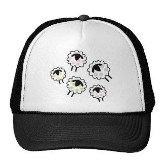 Spotty Sheep Trucker Hat