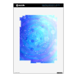 Spotty Space Decal For iPad 3