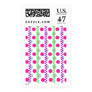 Spotty Stripe 2014 Postage