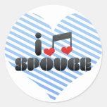 Spouge Sticker