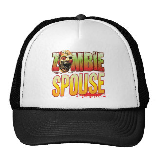 Spouse Zombie Head Hat