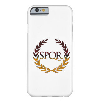 SPQR BARELY THERE iPhone 6 CASE