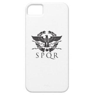 spqr hemblem.ai iPhone SE/5/5s case