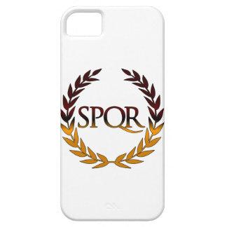 SPQR iPhone SE/5/5s CASE