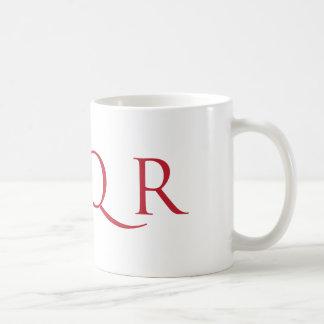 SPQR Mug White