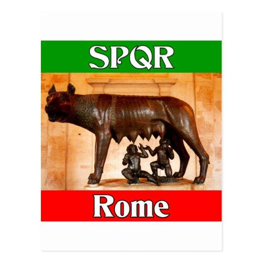 SPQR Roma Tarjetas Postales