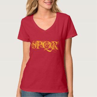 """""""SPQR T-Shirt"""" T-Shirt"""