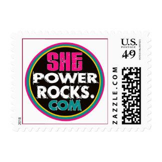 SPR logo US Postal stamps