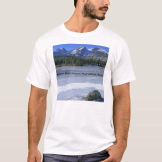 Sprague Lake & Hallett Peak T-Shirt