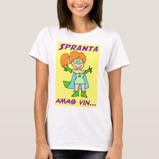 spranta esperanto amas vin T-Shirt
