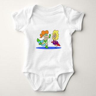 spranta esperanto batalas volapuk baby bodysuit