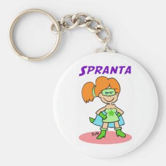 spranta esperanto keychain