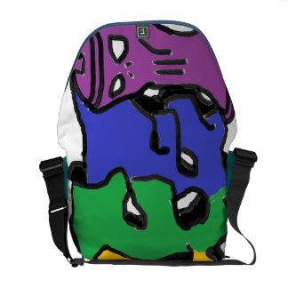 Spray Can Bag Messenger Bag