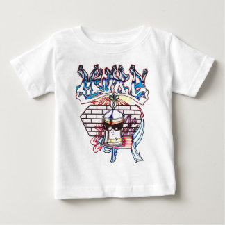 Spray Can White T Shirt