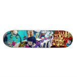 Spray: Can You Dig It? - Sk8 Art Deck Mural