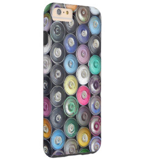 Spray Cans iPhone 6 Plus Case