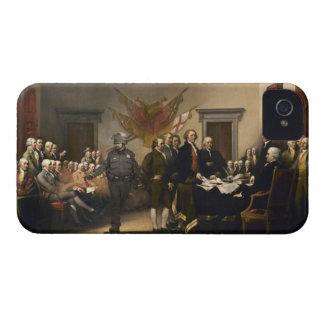 Spray de pimienta de la Declaración de Independenc Case-Mate iPhone 4 Funda