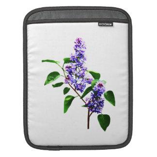 Spray of Lilacs iPad Sleeve