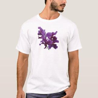 Spray of Purple Orchids Mens T-Shirt