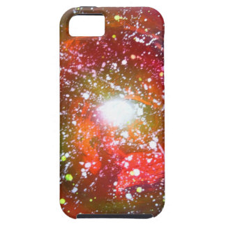 Spray Paint Art Night Sky Space Painting iPhone SE/5/5s Case