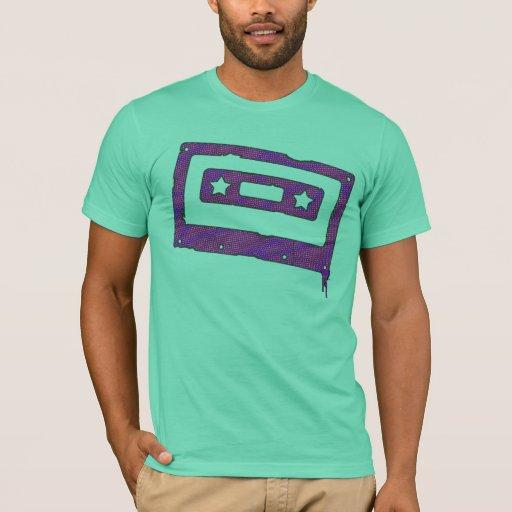 spray paint cassette t shirt zazzle. Black Bedroom Furniture Sets. Home Design Ideas