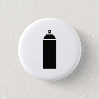 'Spray Paint' Pictogram Button