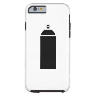 Spray paint iphone 6 6s cases cover designs zazzle for Spray paint iphone case